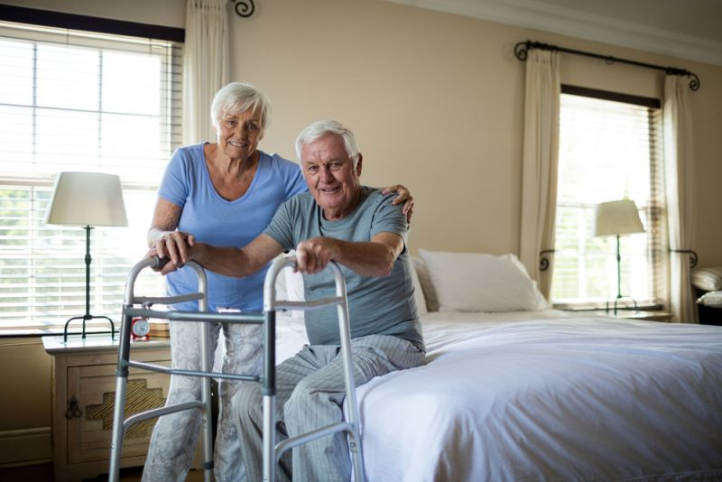 Fall Prevention Tips