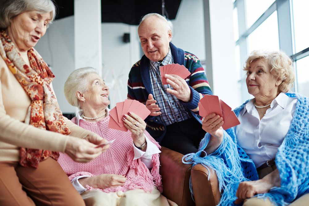 Promoting Social Connections in Senior Living Communities
