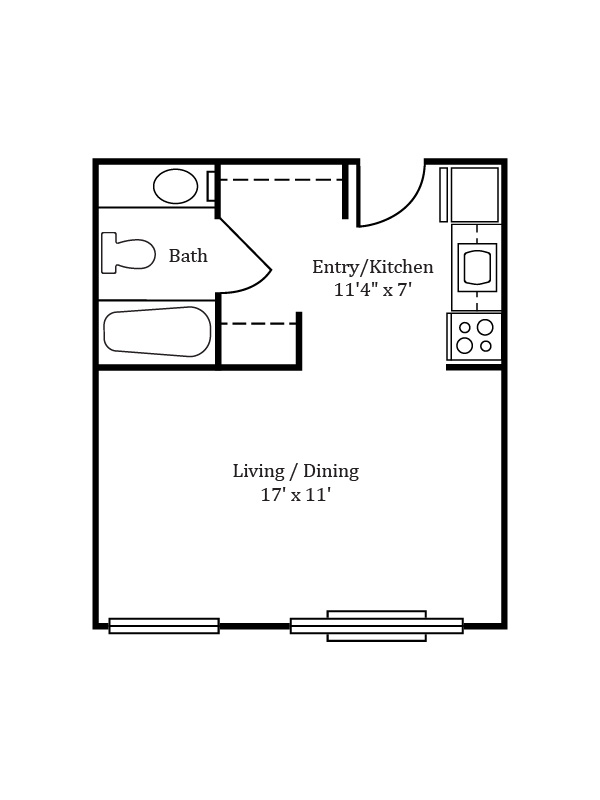 The Devonshire Floor Plans